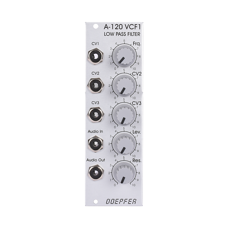 A-120 24dB Low Pass Filter
