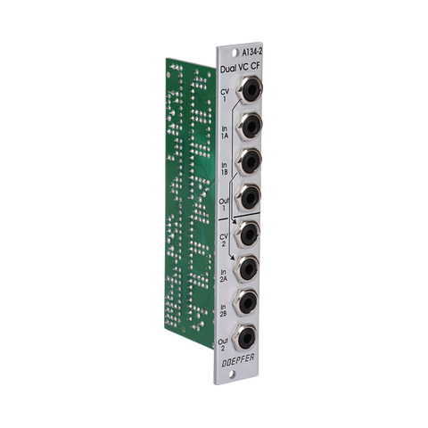 A-134-2 Dual Voltage Controlled Crossfader