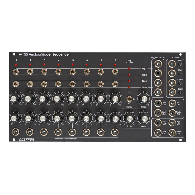 A-155V Analog/Trigger Sequencer Vintage Edition