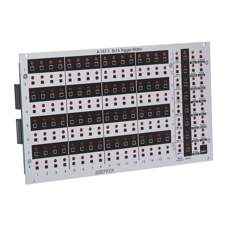 A-157 Trigger Sequencer Subsystem