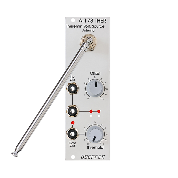 A-178 Theremin Control Voltage Source