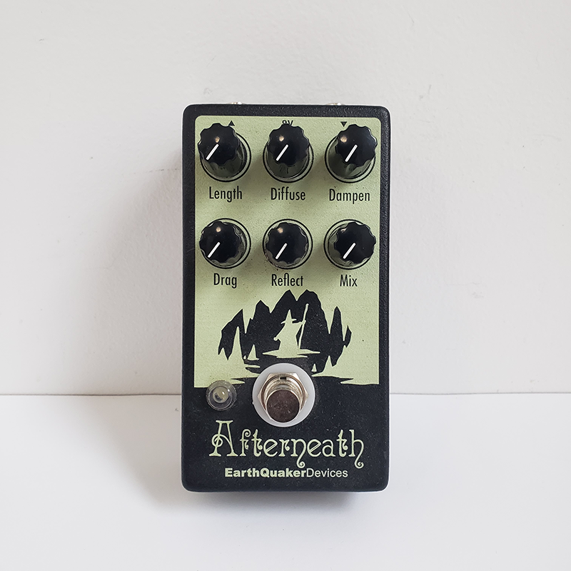 EarthQuaker Devices Afterneath V1