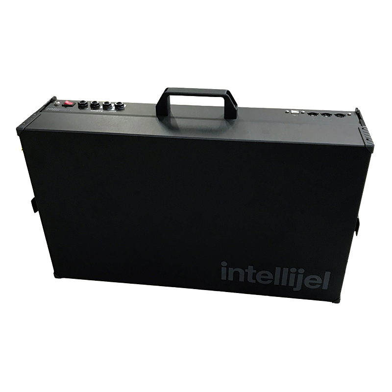 7U x 104HP Performance Case STEALTH w/ PSU