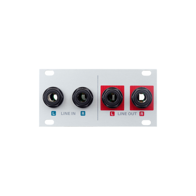 Audio Interface JACKS 1U