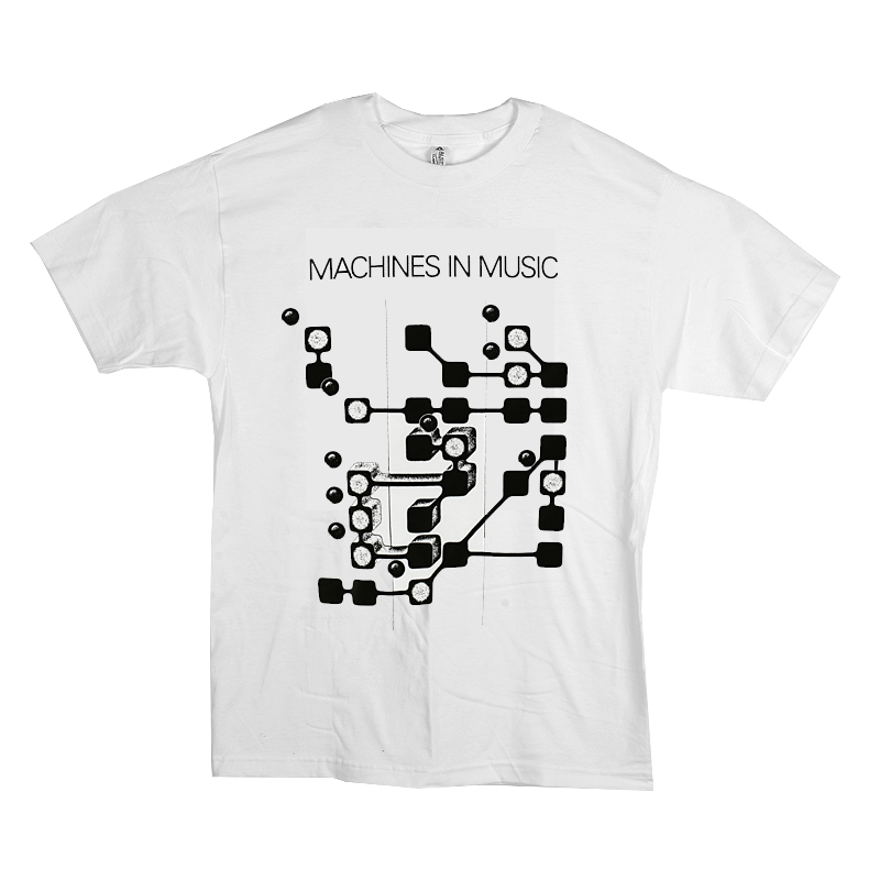Machines in Music T-Shirt