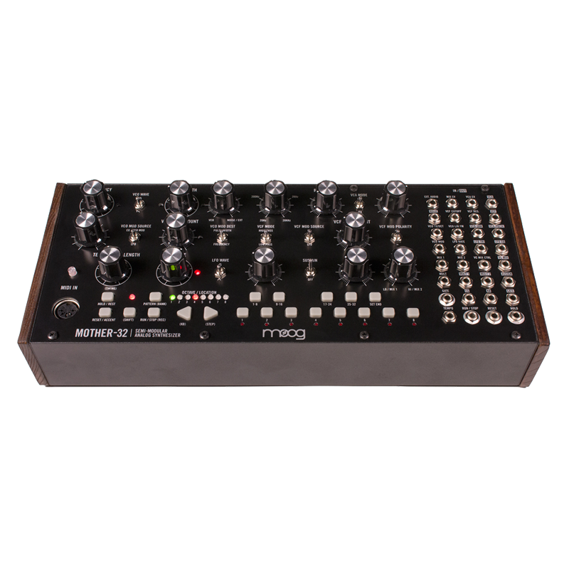 Mother-32 Semi-Modular Synthesizer