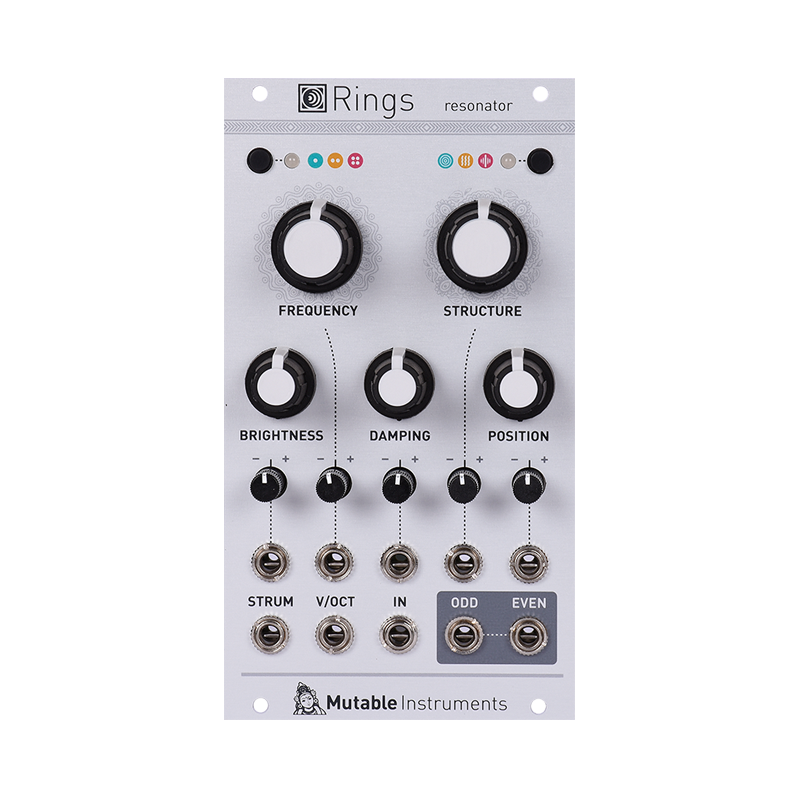Mutable Instruments Warps – CONTROL