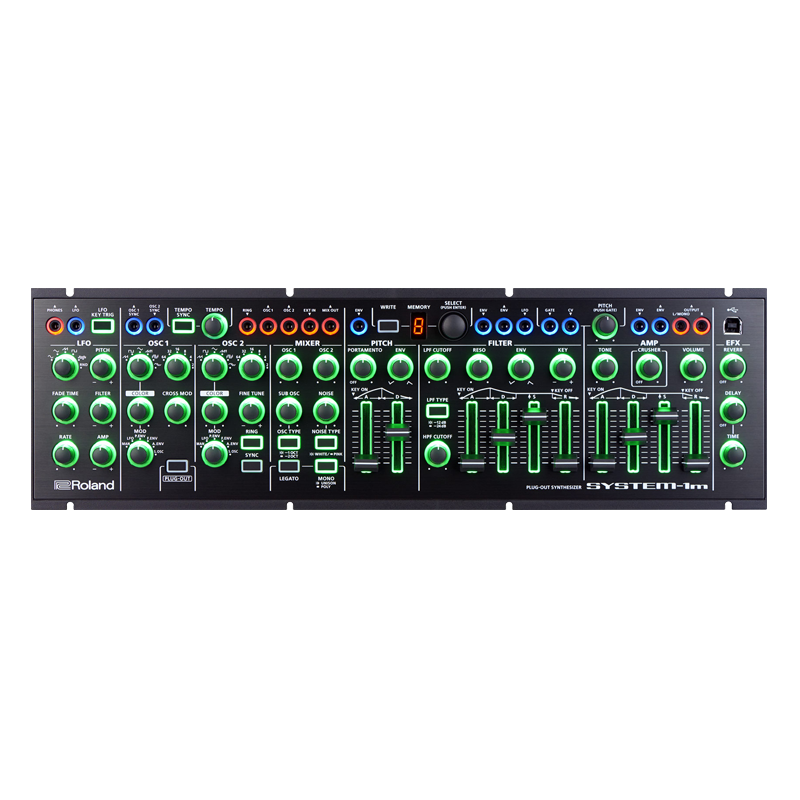 AIRA System-1m Plug-Out Synthesizer