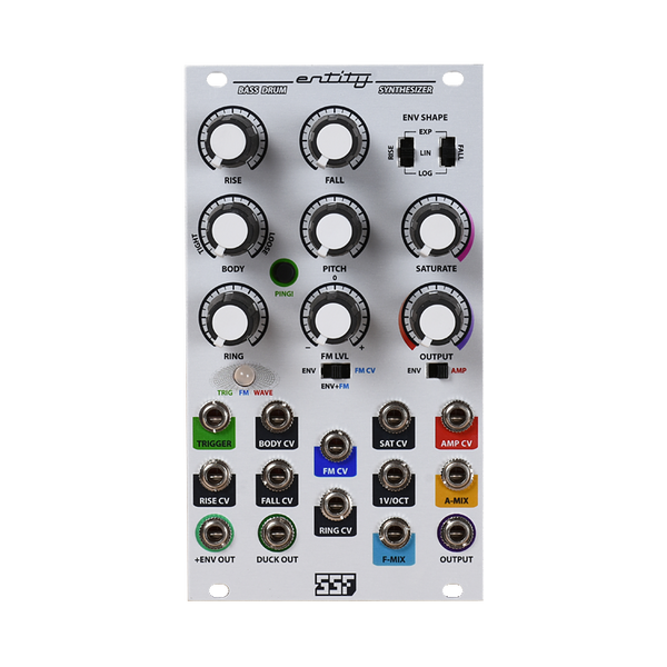 Entity Bass Drum Synthesizer