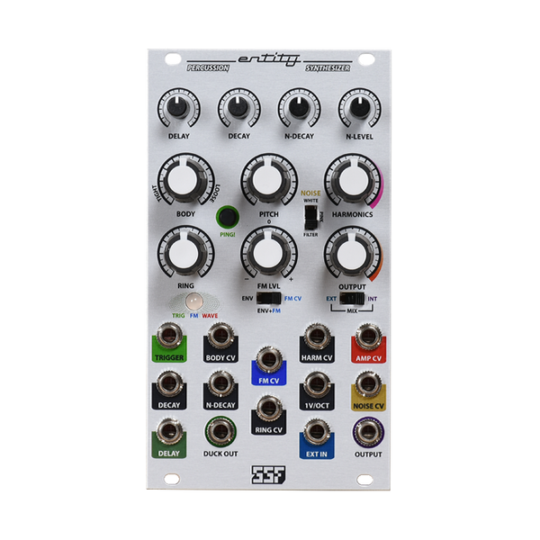 Entity Percussion Synthesizer