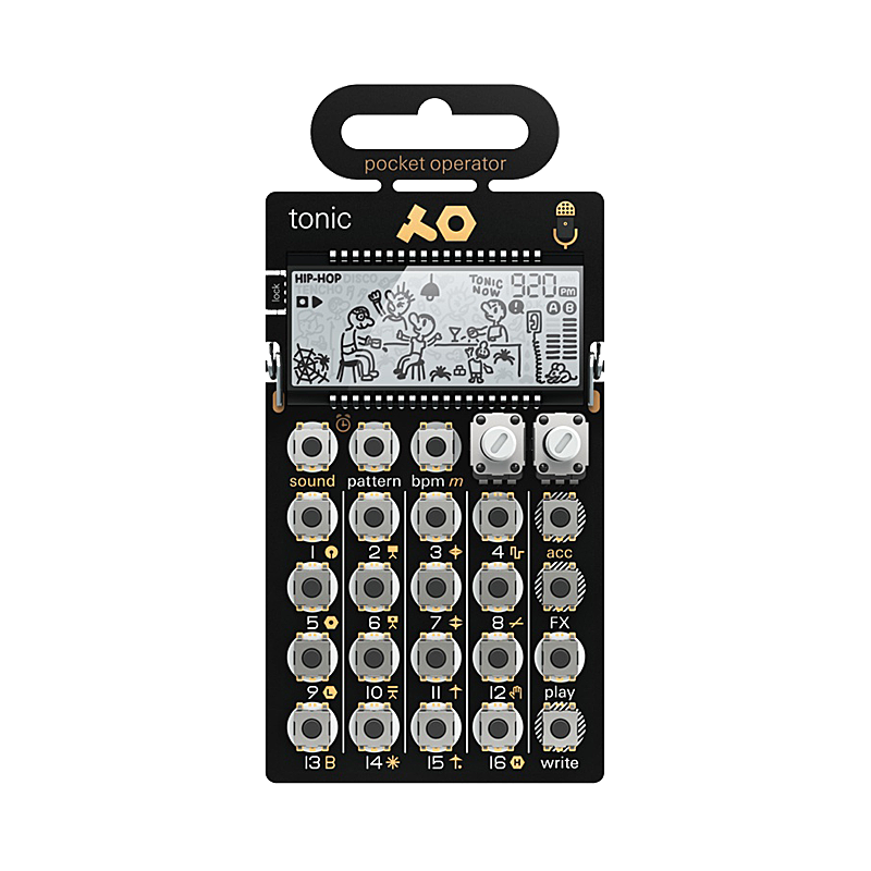 PO-32 Pocket Operator Tonic