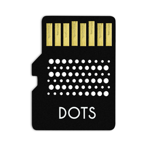 ONE Sample Card - DOTS
