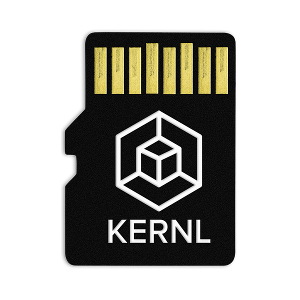 ONE Sample Card - KERNL