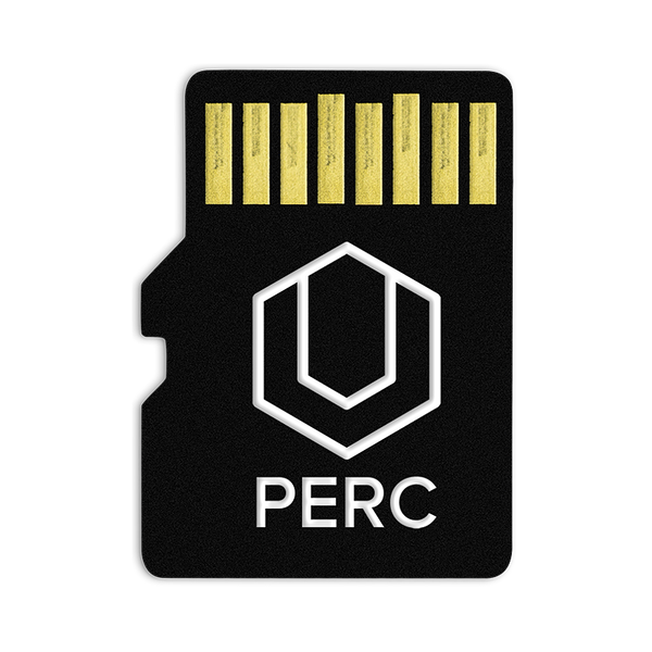 ONE Sample Card - PERC