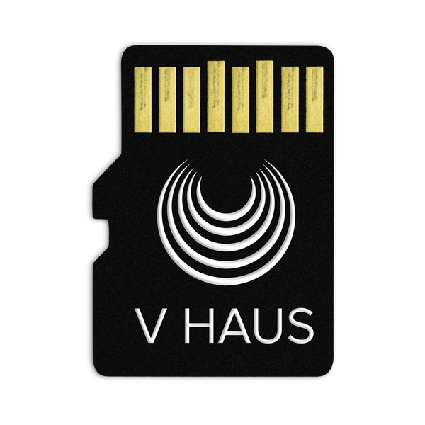 ONE Sample Card - V Haus
