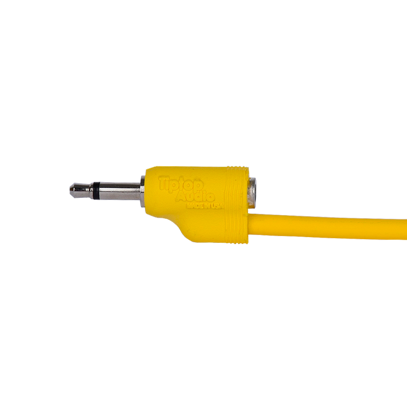 Stackcable - 50cm/19.5-inches - Yellow