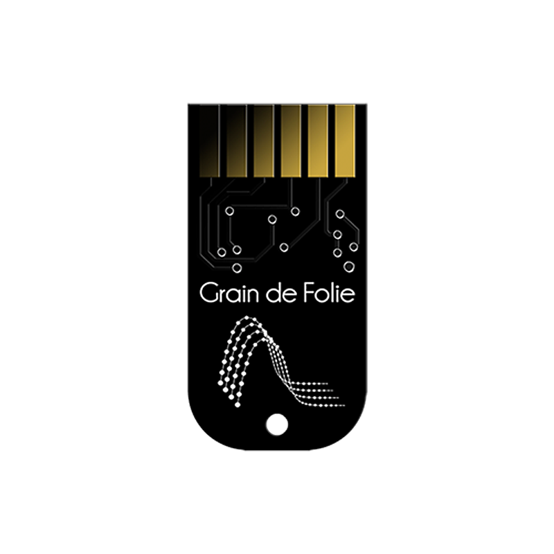 Z-DSP Cartridge - Grain de Folie