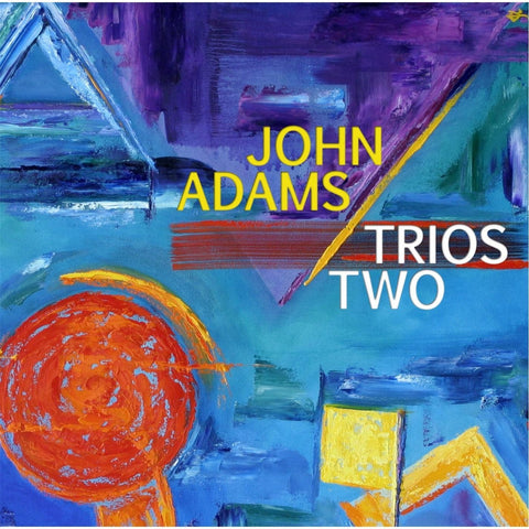 "John Adams, ""Trios Two"" (Audio CD)"