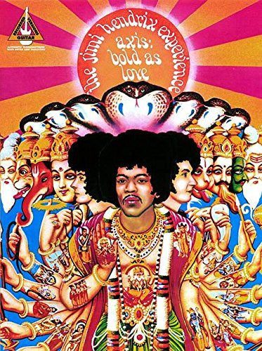 Jimi Hendrix – Axis: Bold As Love (Guitar transcriptions)