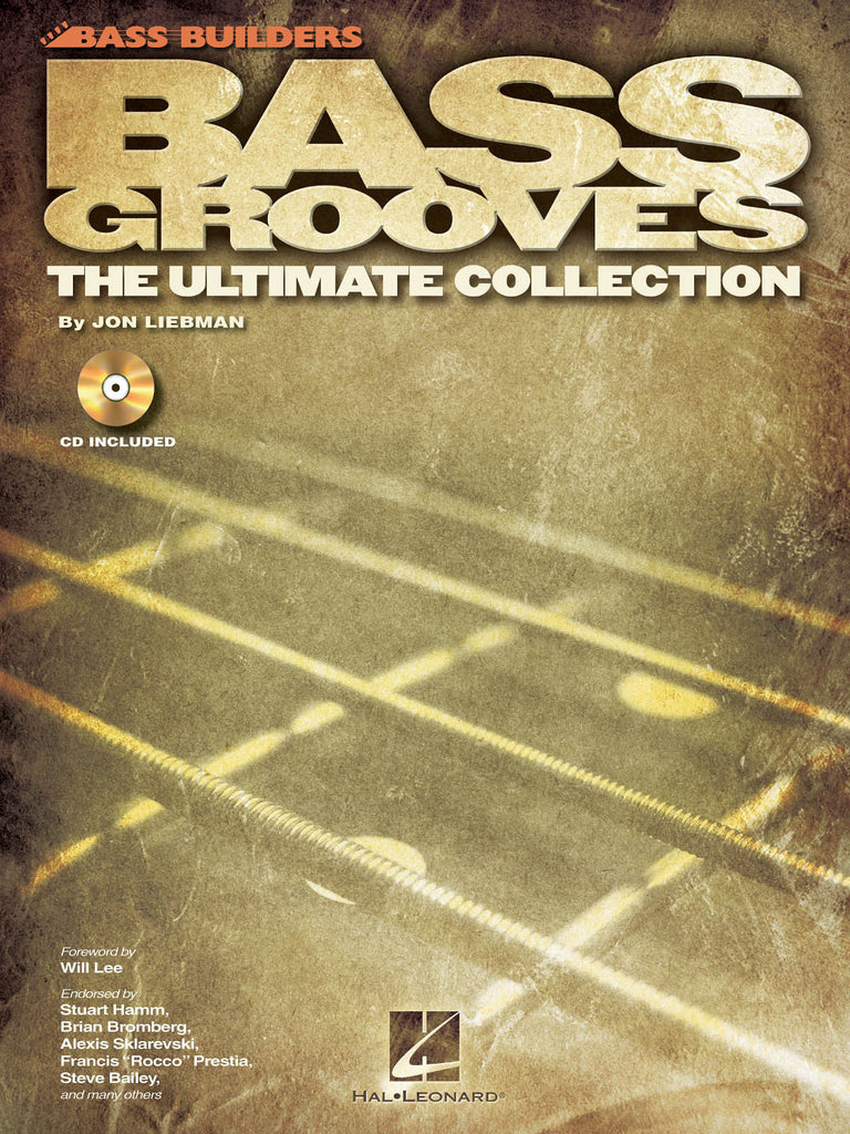 Bass Grooves: The Ultimate Collection - FREE U.S. SHIPPING!