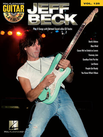 Jeff Beck Guitar Play-along