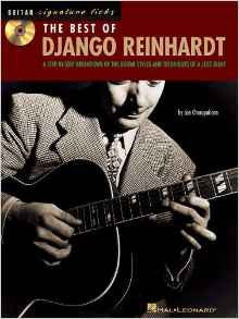 The Best of Django Reinhardt - A Step-by-Step Breakdown of the Guitar Styles and Techniques of a Jazz Giant (Book/Audio)