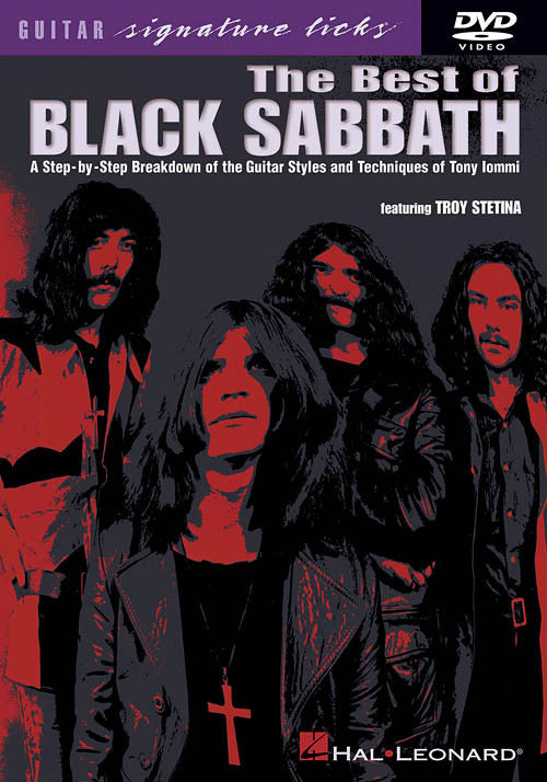 The Best of Black Sabbath (DVD)