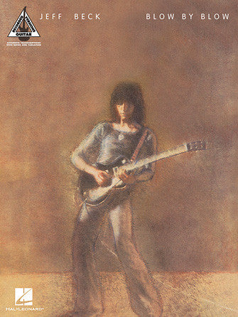 Jeff Beck - Blow By Blow (Transcription book)