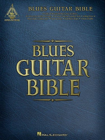 Blues Guitar Bible