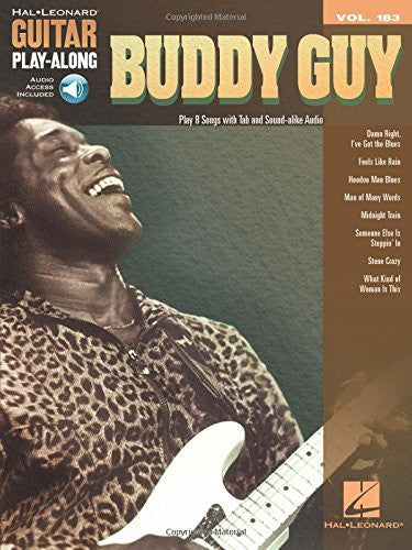 Buddy Guy - Guitar Play-Along