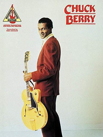 Chuck Berry (Note-for-note guitar transcriptions!)