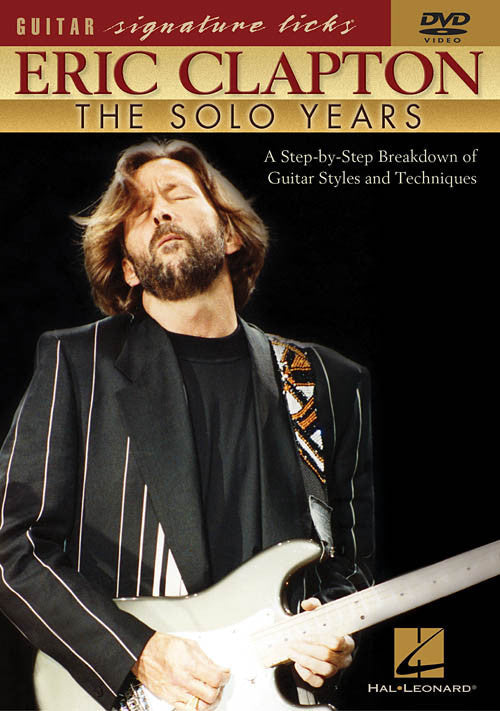 Eric Clapton – The Solo Years (DVD)