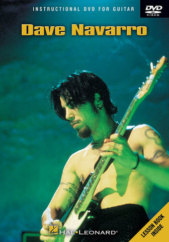 Dave Navarro - Instructional Guitar DVD