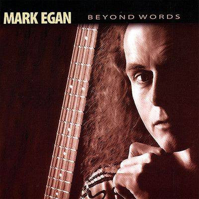 "Mark Egan, ""Beyond Words"" (Audio CD)"