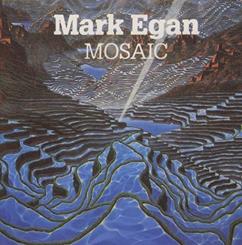 "Mark Egan, ""Mosaic"" (Audio CD)"