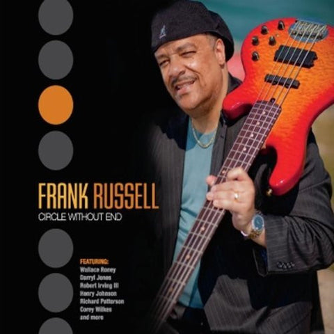 "Frank Russell, ""Circle Without End"" (Audio CD)"