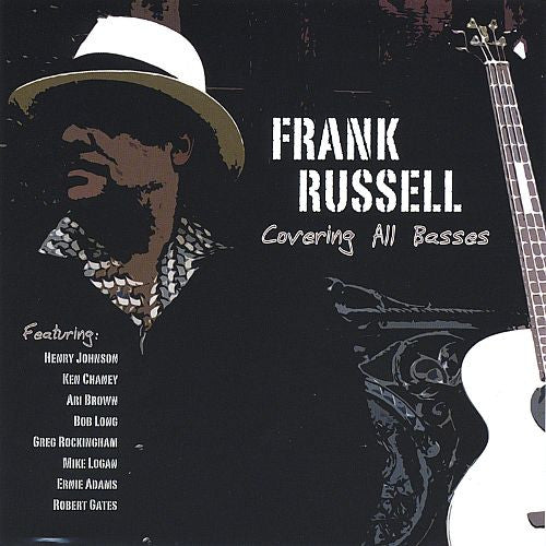"Frank Russell, ""Covering All Basses"" (Audio CD)"