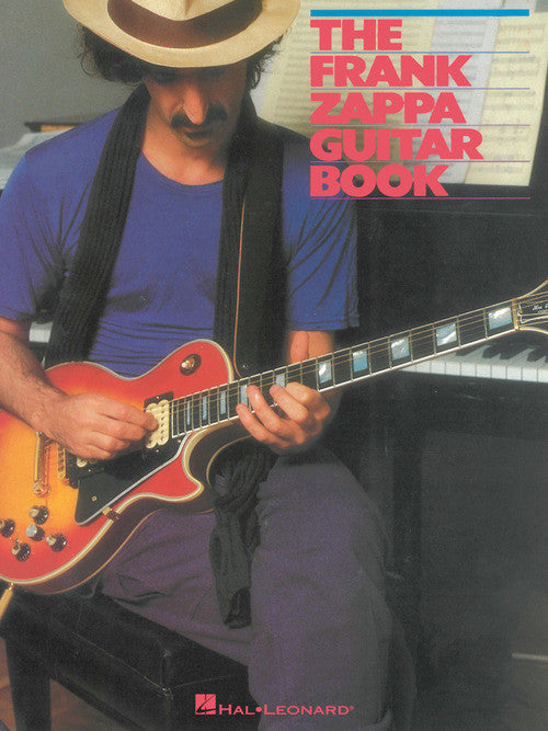 Frank Zappa Guitar Book (Transcribed by Steve Vai)