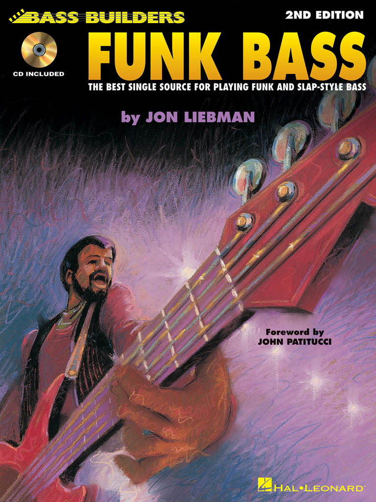 Funk Bass - 20th Anniversary Edition - FREE U.S. SHIPPING!