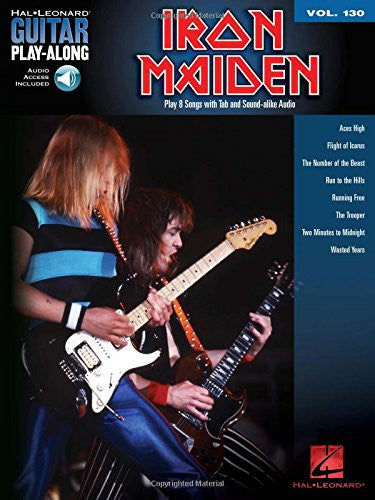 Iron Maiden Guitar Play-Along
