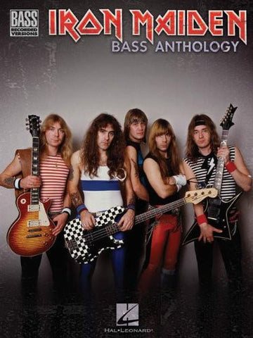 Iron Maiden Bass Anthology