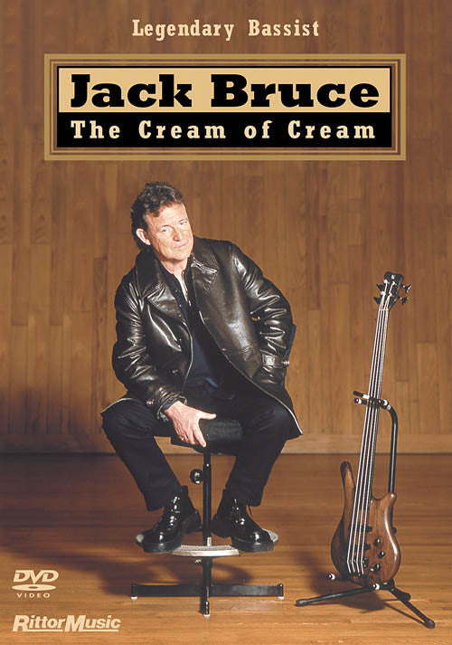 Jack Bruce: The Cream of Cream (DVD)