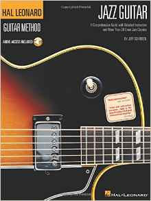 Hal Leonard Guitar Method – Jazz Guitar, by Jeff Schroedl (Book/Audio)