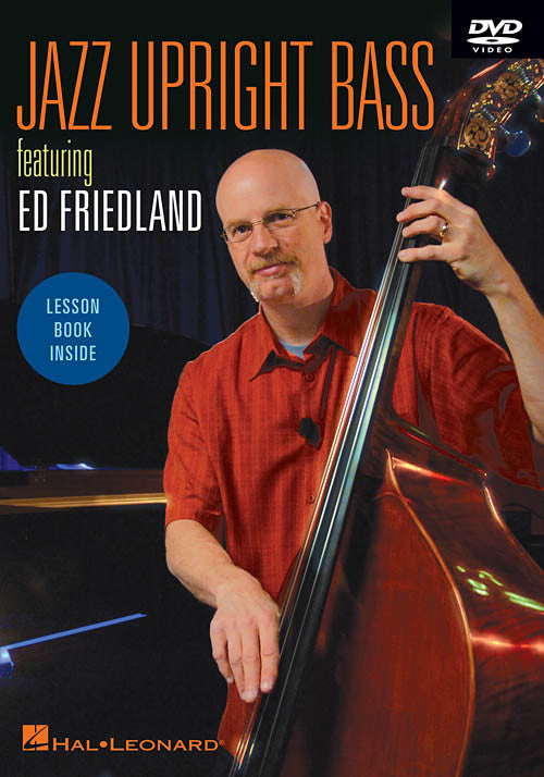 Jazz Upright Bass, by Ed Friedland (Instructional DVD)