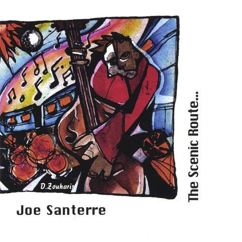 "Joe Santerre, ""The Scenic Route..."" (Audio CD)"