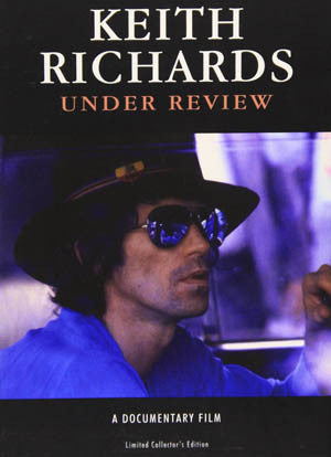 Keith Richards - Under Review (DVD)