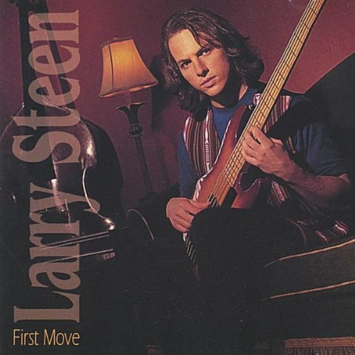 "Larry Steen, ""First Move"" (Audio CD)"