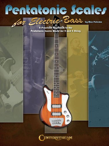 Pentatonic Scales for Electric Bass