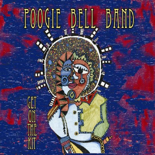 "Poogie Bell Band, ""Get On The Kit"" (Audio CD)"