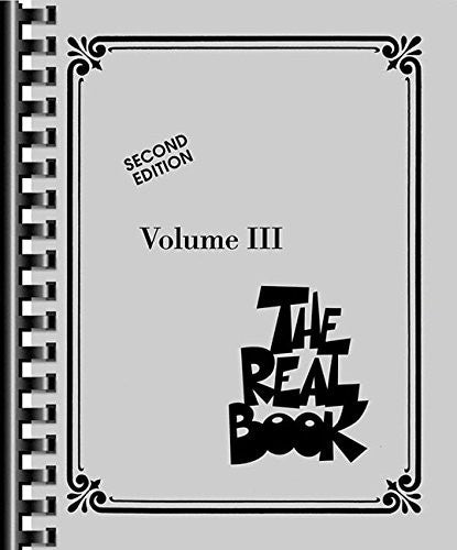 The Real Book – Volume III